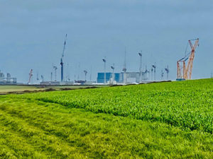 filed leading to Hinkley Point nuclear power station